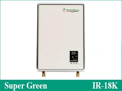 Máy nước nóng công nghiệp Super Green IR-18K